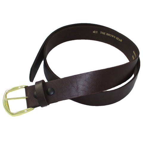 Men's Belt - Casual - 1 3/4""
