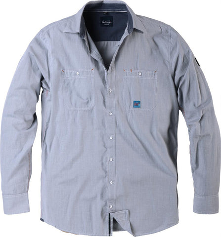 Men's Big & Tall Casual Checked Shirt 53140-920