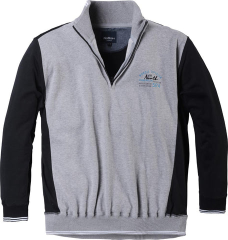 Men's Big & Tall Sweat with Zip 53153