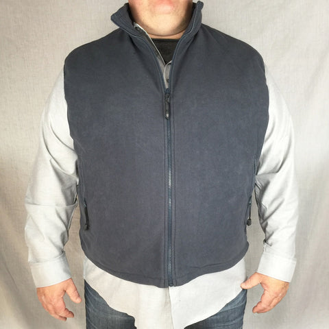 Ash City North End Men's Interactive Fleece Vest