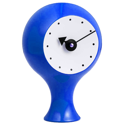 Ceramic Table Clock by Vitra