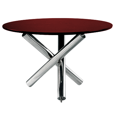 Mesa Modern Round Dining Table