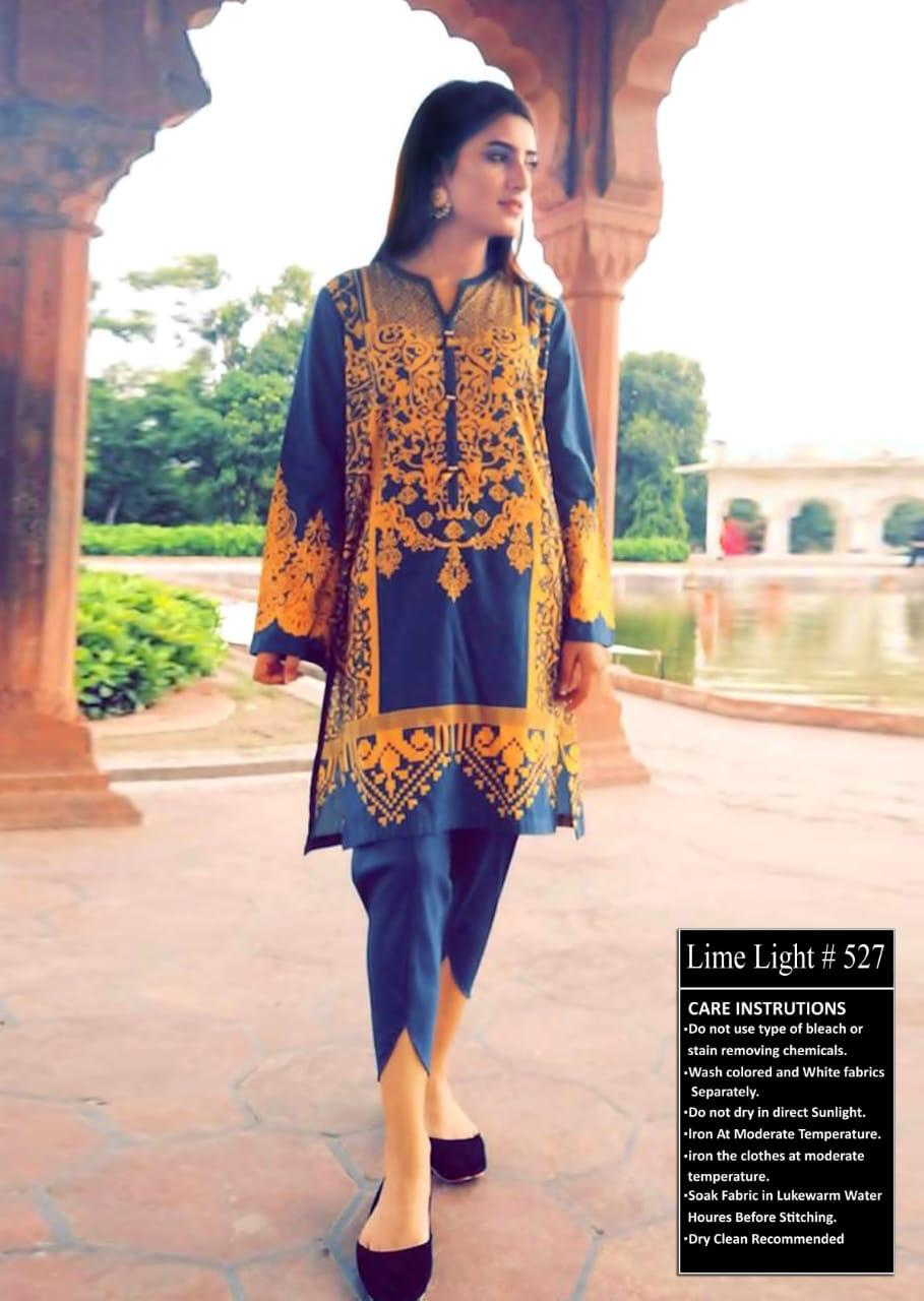 2 Piece Linen Replica Winter Collection