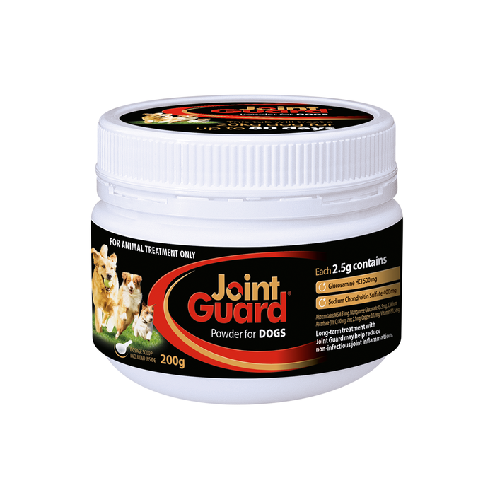 Joint Guard Supplement Powder for Dogs