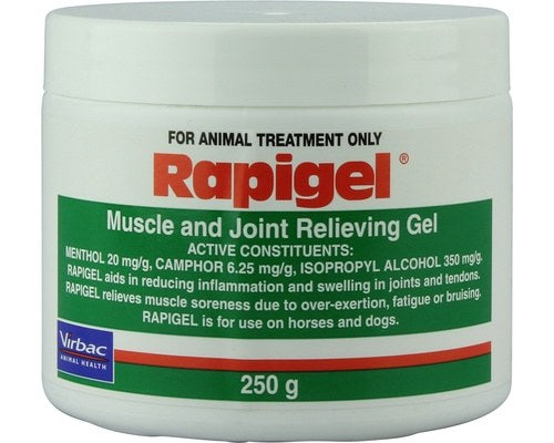 Rapigel Muscle & Joint Relieving Gel for Pets