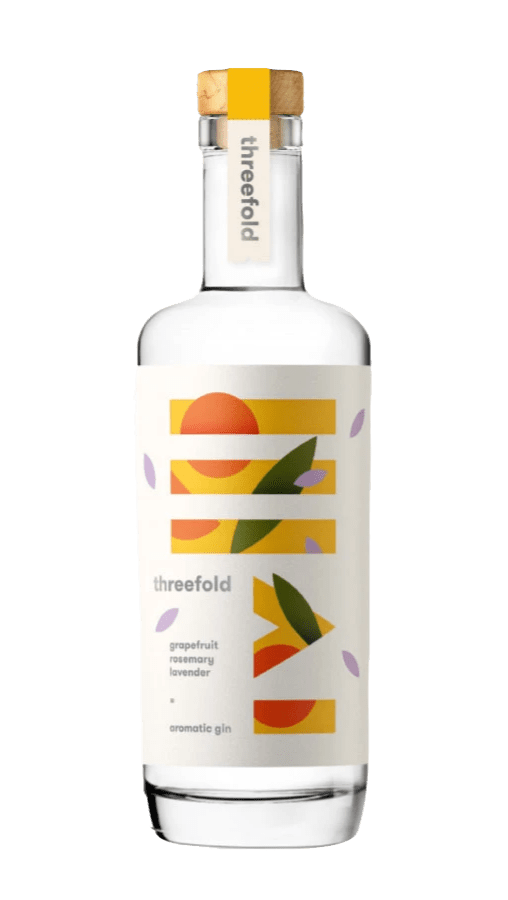 Threefold Aromatic Gin (500ml)