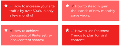 How To Increase Your Web Traffic By Over 500%