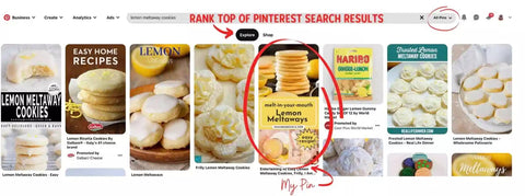 How To Rank Top Of The Pinterest Search