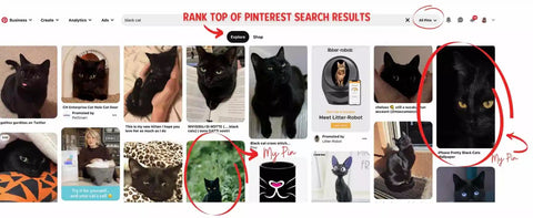 Tips How To Ranks Top Of Pinterest & Google Search