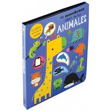 MI ASOMBROSO LIBRO DE LOS ANIMALES SILVER DOLPHIN - ADVANCED MARKETING