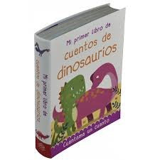 MI PRIMER LIBRO DE CUENTOS DE DINOSAURIOS NEW SILVER DOLPHIN - ADVANCED MARKETING