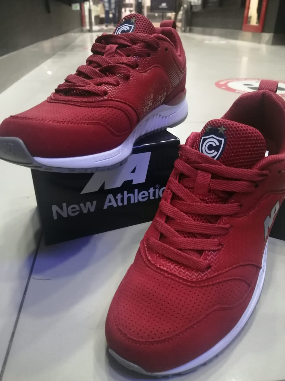 Zapatillas New Athletic Cienciano