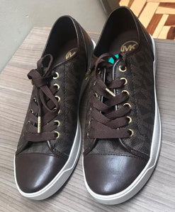 Zapatillas Michael Kors, color marron, talla 38