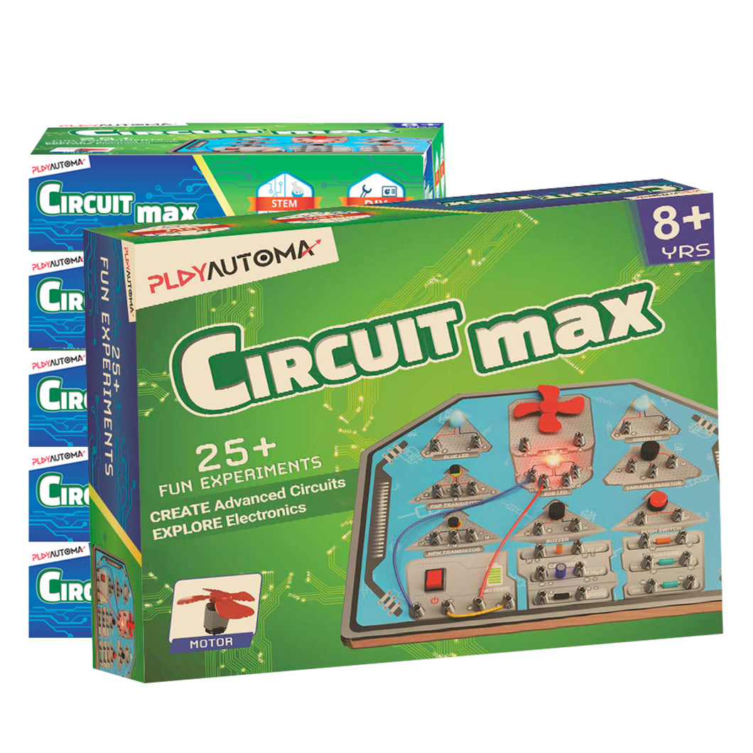 Circuit Max Pack of 6