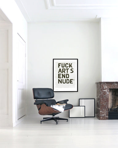 Fuck Art, Send Nudes // New!
