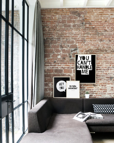 Typographic Collection