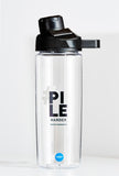 PileHarder Water Bottle