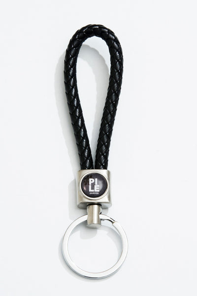 Leather Strap Keychain