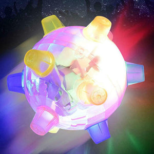 LED Jumping Activation Ball