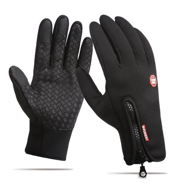 50%OFF Winter warm waterproof touch screen gloves