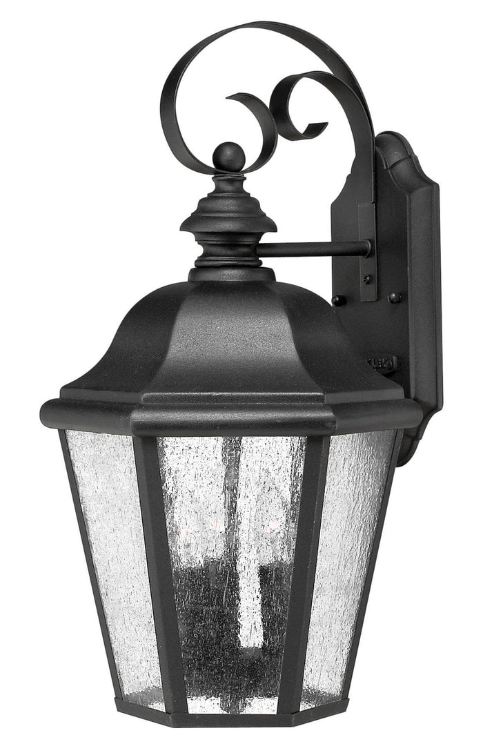 Edgewater Black Three Light Wall Mount by Hinkley