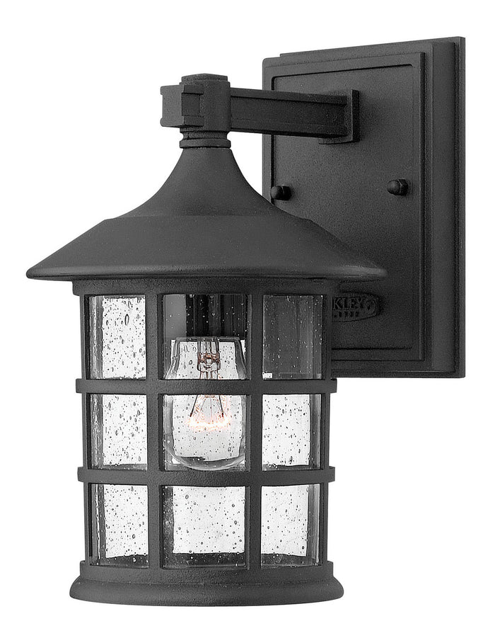 Freeport Black One Light Wall Mount by Hinkley