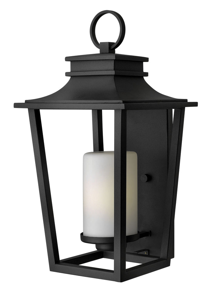 Sullivan Black One Light Wall Mount by Hinkley