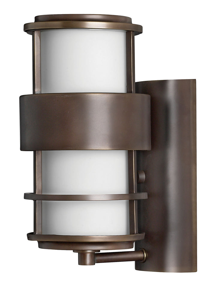 Saturn Metro Bronze LED Wall Mount by Hinkley