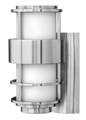Hinkley - 1900SS-LED - LED Wall Mount - Saturn - Stainless Steel