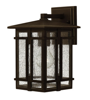 Hinkley - 1960OZ - One Light Wall Mount - Tucker - Oil Rubbed Bronze