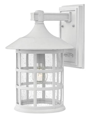 Hinkley - 1805CW - One Light Wall Mount - Freeport - Classic White