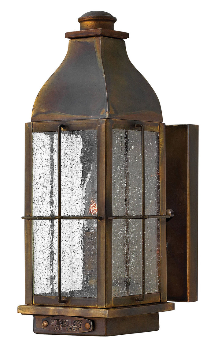 Bingham Sienna One Light Wall Mount by Hinkley