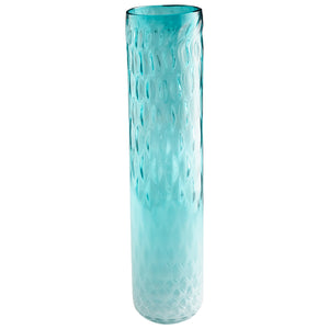 Cyan - 09505 - Vase - Blue And White