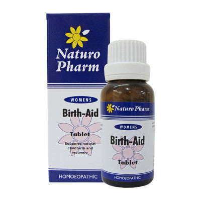 NATURO PHARM -  Birth-Aid Tablets