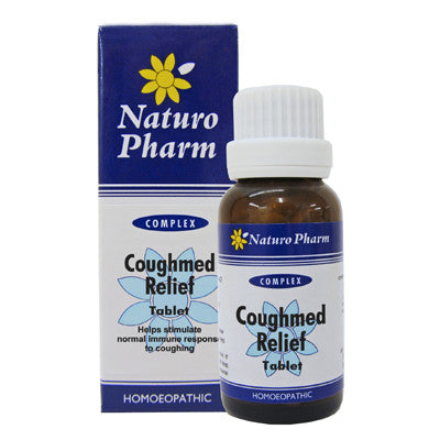 NATURO PHARM -  Coughmed Relief Tablets