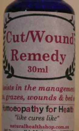 CUT/WOUND REMEDY
