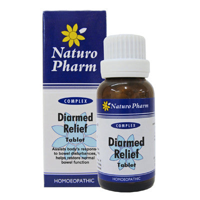 NATURO PHARM -  Diarmed Relief Tablets