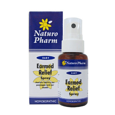 NATURO PHARM -  Earmed Relief Oral Spray