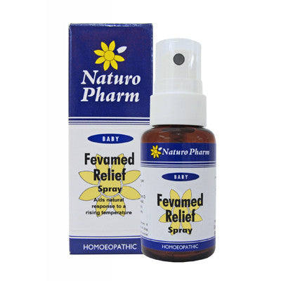 NATURO PHARM -  Fevamed Relief Oral Spray