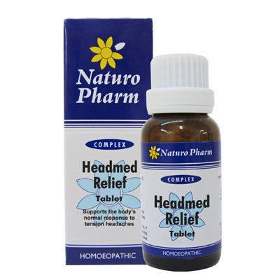 NATURO PHARM -  Headmed Relief Tablets
