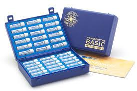 Homeopathic Kit - 36 remedies - Helios homeopathics