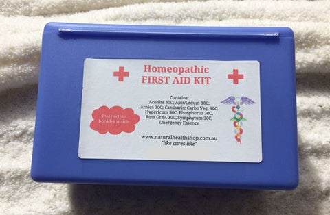 Christina's First Aid Kit