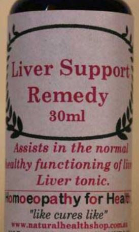 LIVER SUPPORT REMEDY