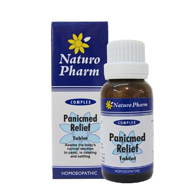 NATURO PHARM -  Panicmed Relief Tablets