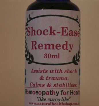 Shock Ease Remedy