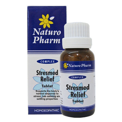 NATURO PHARM -  Stresmed Relief Tablets