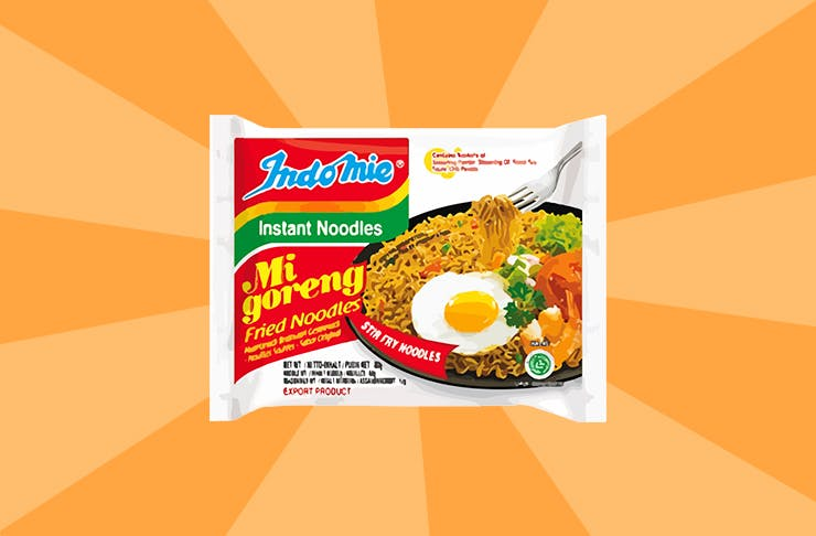 Indo Mie: Mi Goreng Instant Noodles Ranked 4 by Urban List