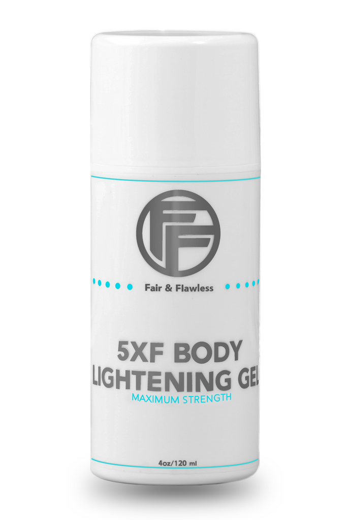 Sepiwhite 25X Body Lightening Gel: Original Strength