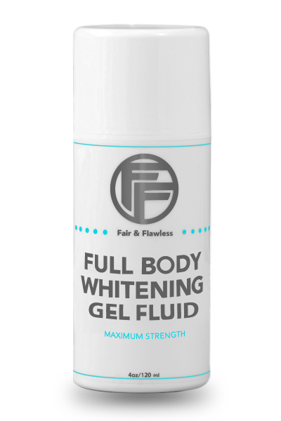 Sepiwhite Full Body Whitening Gel Fluid: Maximum Strength