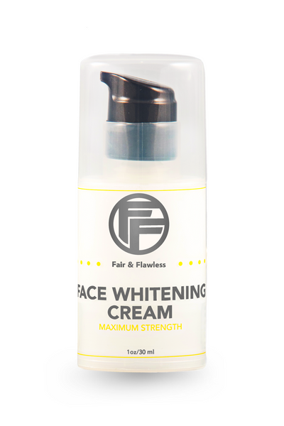 Sepiwhite Face Whitening Cream: Maximum Strength